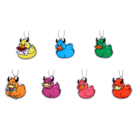 new product 4eb54 3117b Official Deadly Duck - All Seven