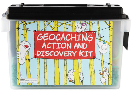 Geocaching Action And Discovery Kit